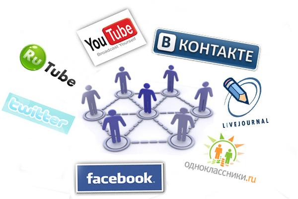 ссылки из социальных сетей ускоряют индексацию сайта