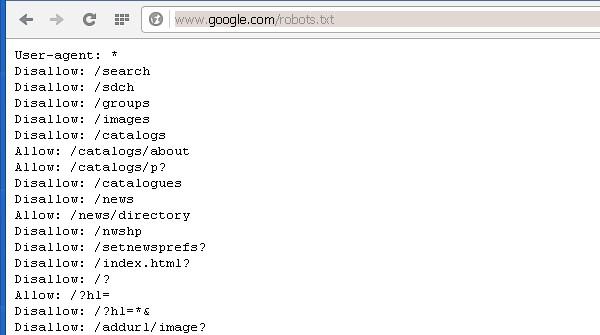 google_robots