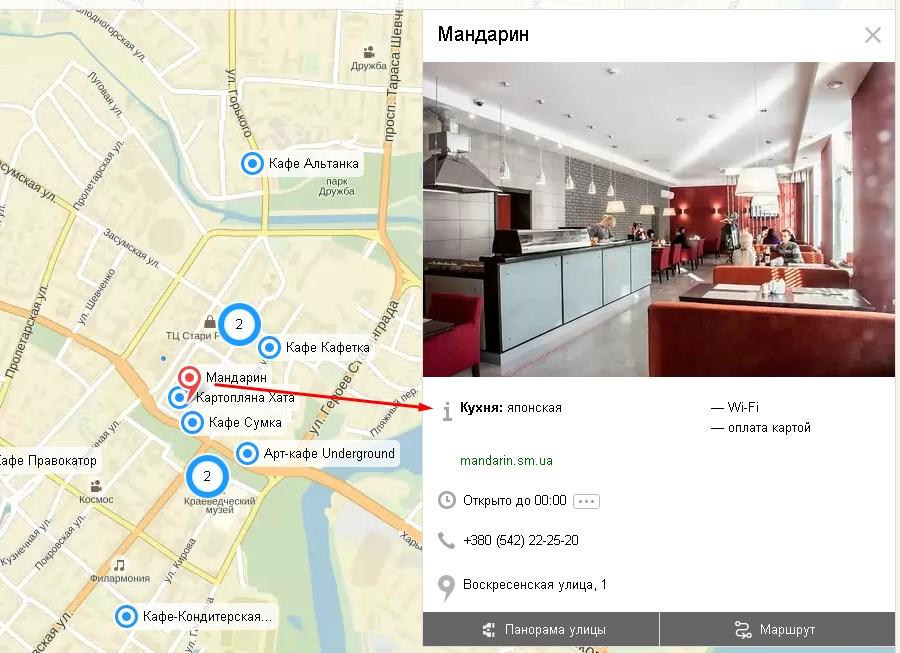 Новый сервис Яндекс.Город
