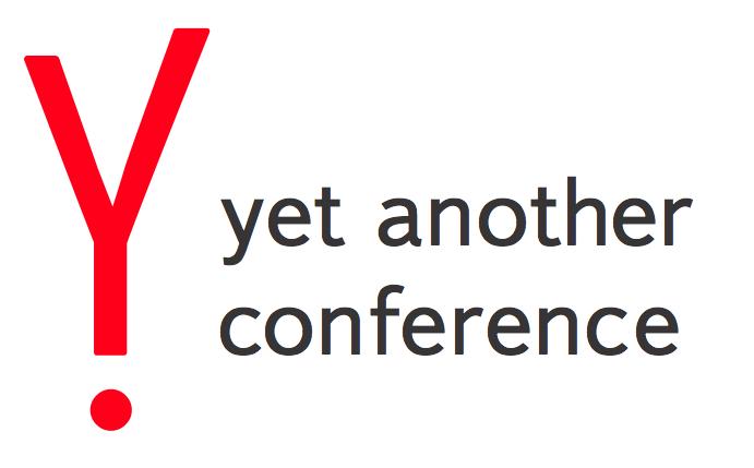 Яндекс конференция 2014