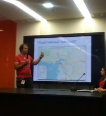На Яндекс Картах появится панель маршрутизации Чеботарев