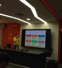 Виталий Кравченко @seolinweb о нестандартных методах привлечения пользователей из соц. сетей