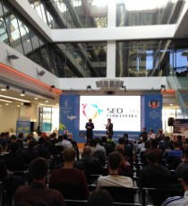 Дмитрий Еремеев и Наиль Байков открывают конференцию