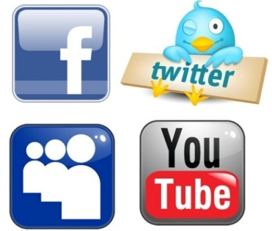 Ведение представительств в социальных сетях