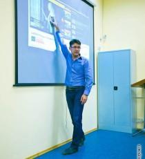 Фото - отчет с семинара и 5-летия агентства